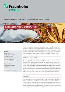 SQC Projektblatt Satellitenbus-Computer