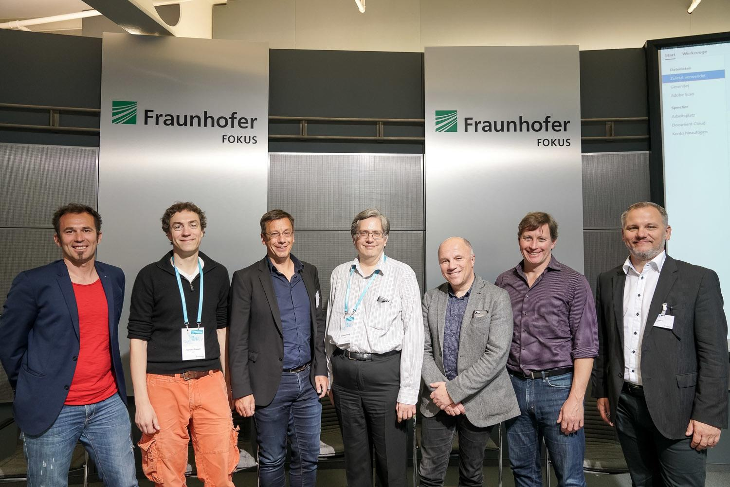 Fraunhofer FOKUS FAME MWS Media Web Symposium 2018 Conference