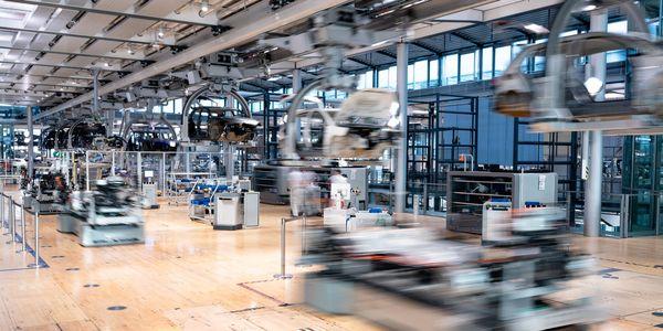Gläserne Fabrik Pressemitteilung
