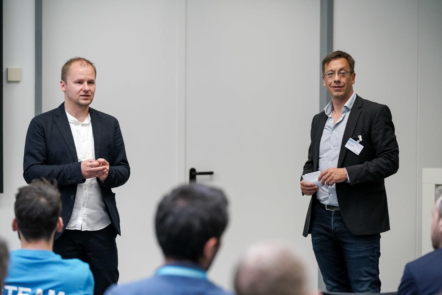 Fraunhofer FOKUS FAME MWS Media Web Symposium 2018 workshops