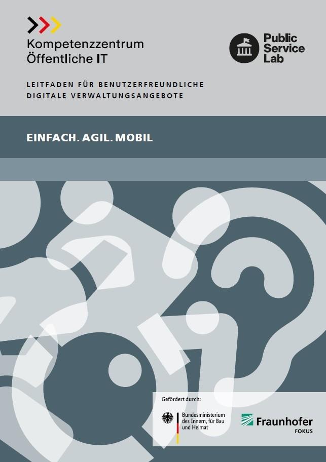 "Leitfaden ""Einfach.Agil.Mobil"""