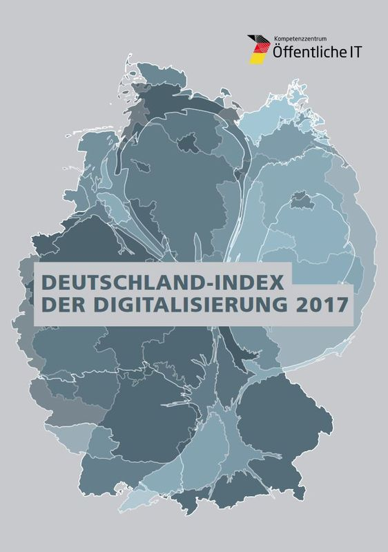 Publikation Digitalisierungsindex 2017