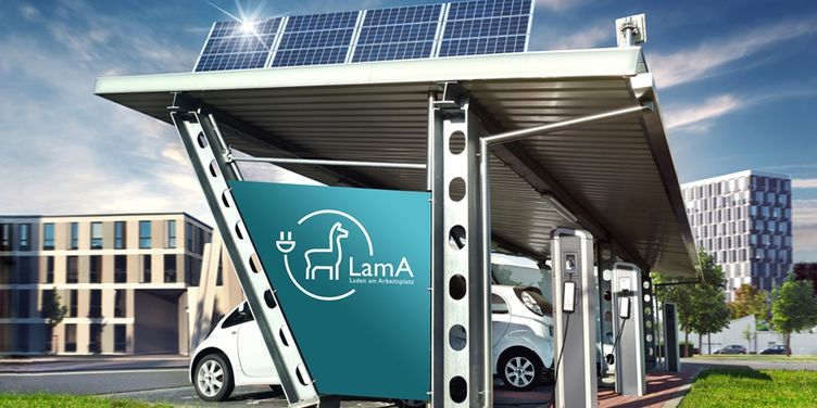 LamA – Laden am Arbeitsplatz