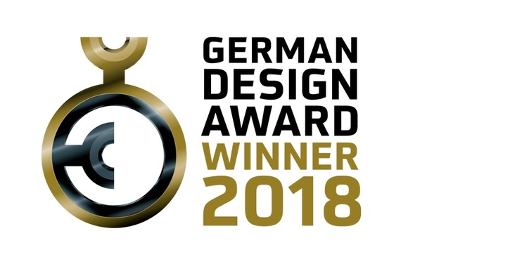 German Design Award Logo 2017