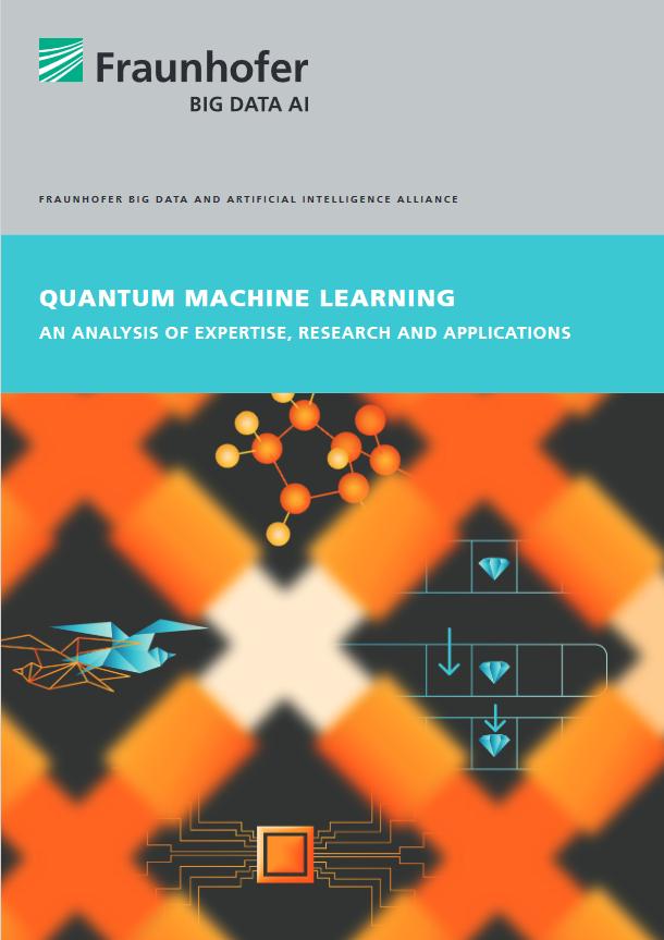 Titelblatt Quantum Machine Learning Englisch