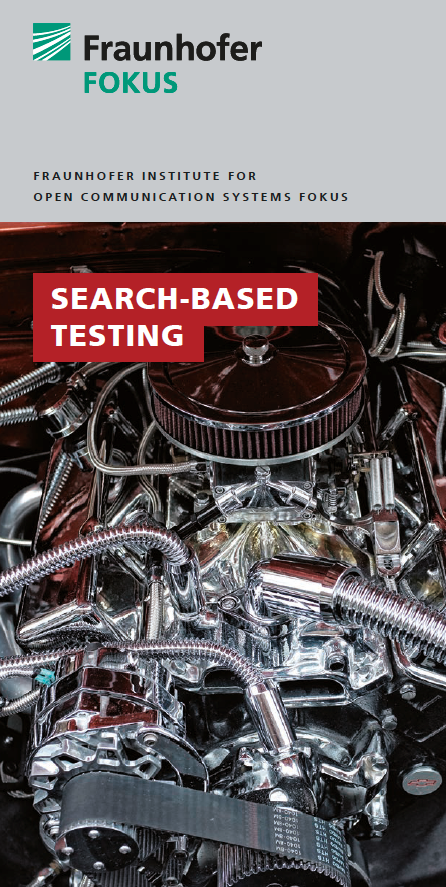 Screenshot Flyer Search-based Testing