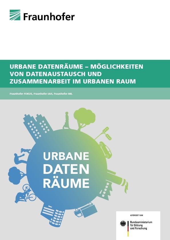 Deckblatt Urbane Datenräume