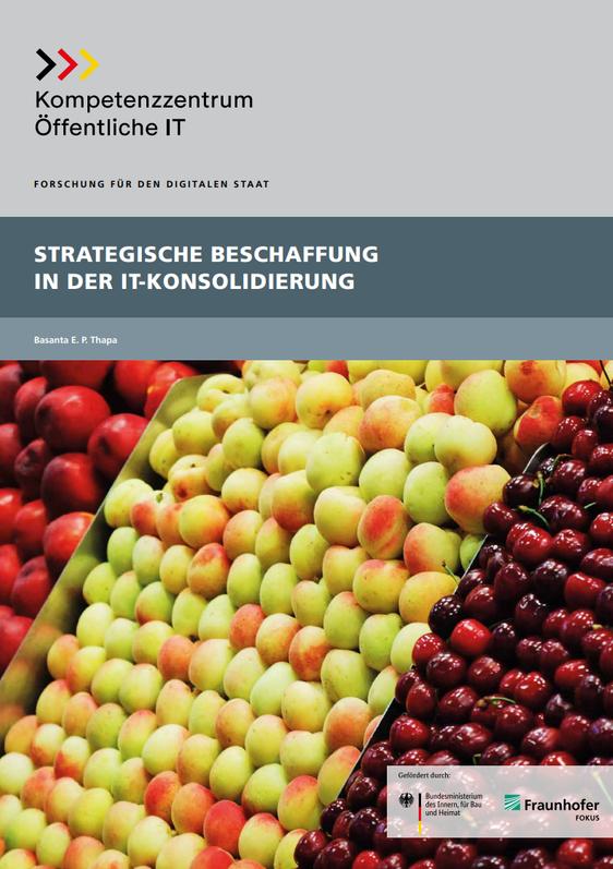 DPS, Infomaterialien, Strategische Beschaffung in der IT-Konsolidierung, 26.08.2019