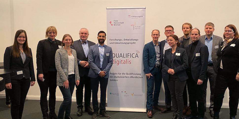 Auftakt für das Forschungsprojekt»Qualifica Digitalis«