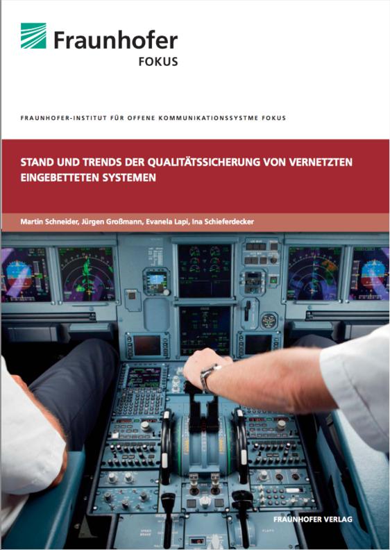 Screenshot Studie Stand und Trends der Qualitätssicherung von vernetzten eingebetteten Systemen