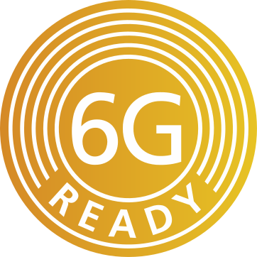 6G Ready Stempel