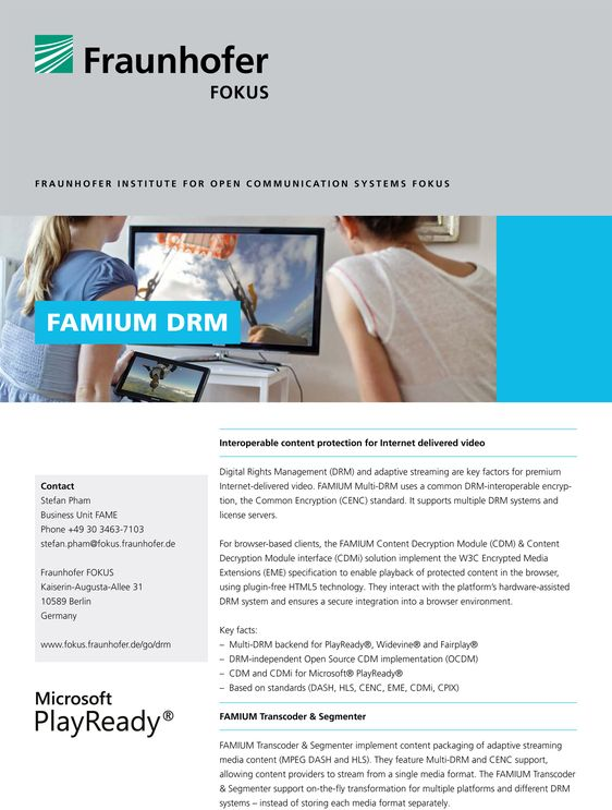 Flyer DRM cover