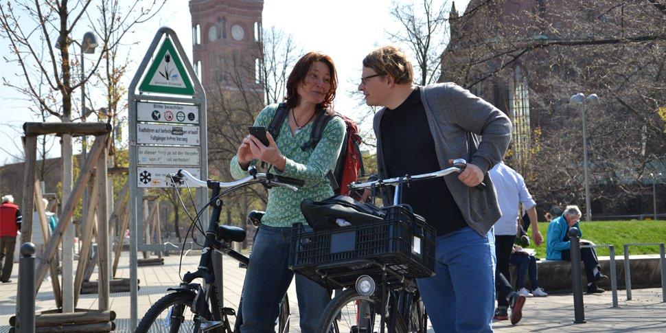 STREETLIFE.Wettbewerb für Berliner Radfahrer