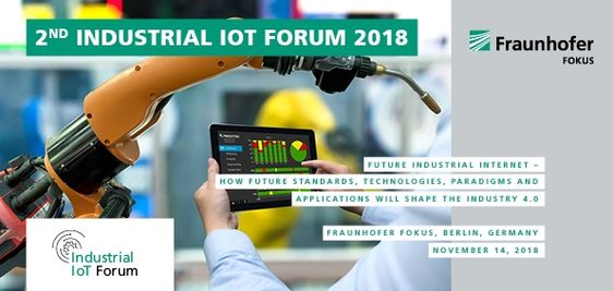 IIoT-Forum Flyer 2018 Teaser