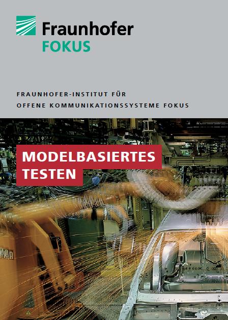 Screenshot Flyer Modellbasiertes Testen
