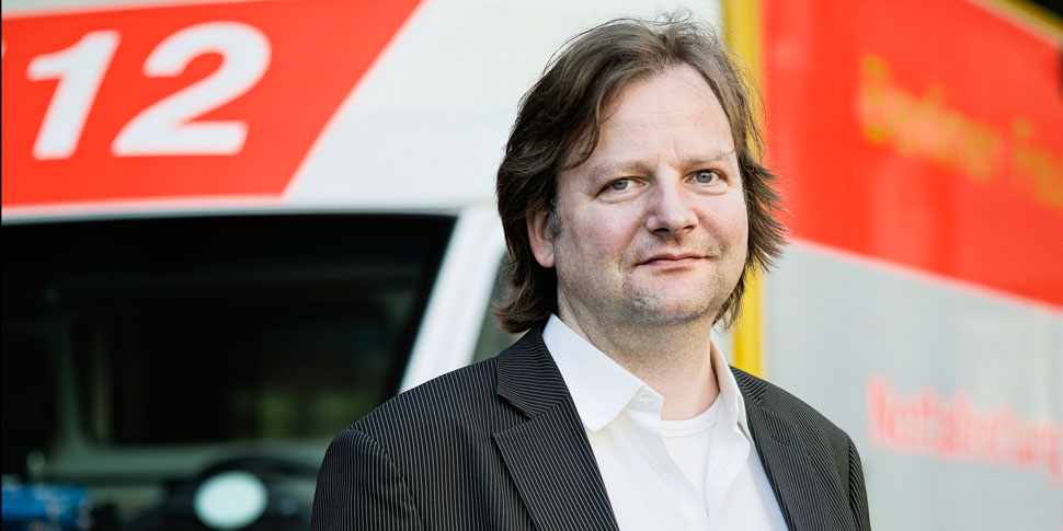 E-Health, Jörg Caumanns