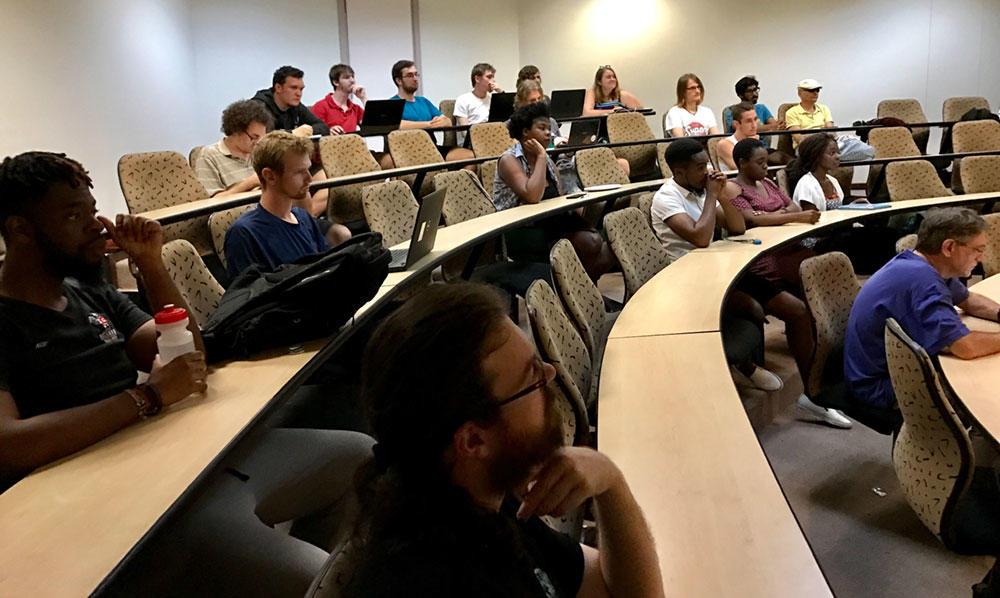 NGNI, Unifi, Rhodes Talk, 2017