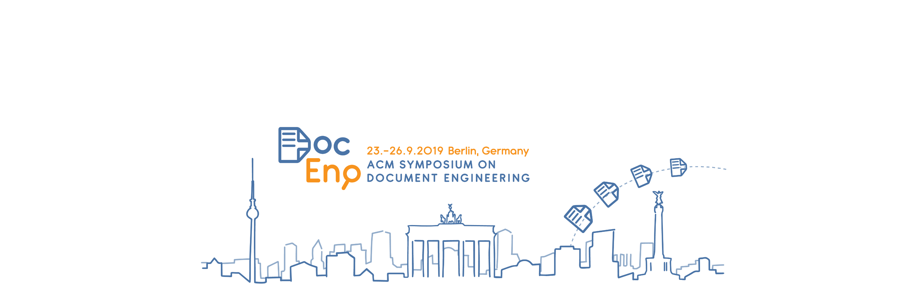 DPS, Veranstaltungshinweis, ACM DocEng 2019, Header, 03.07.2019