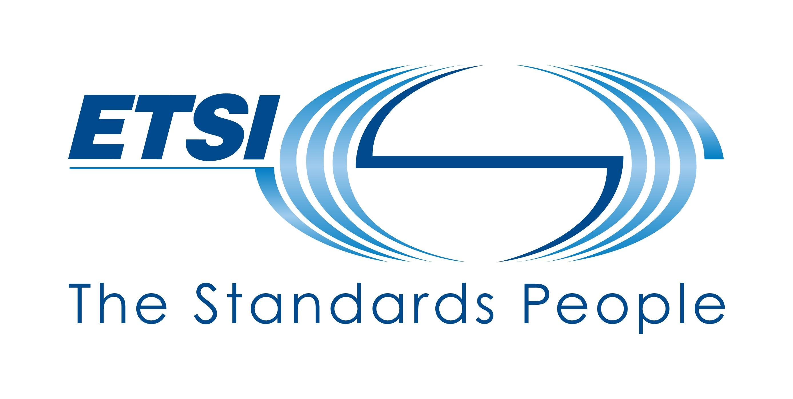 ETSI - World Class Standards, Logo