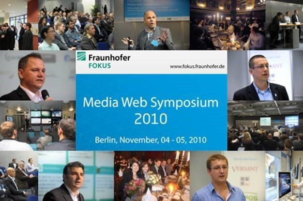Fraunhofer FOKUS FAME MWS Media Web Symposium 2010 overview foto