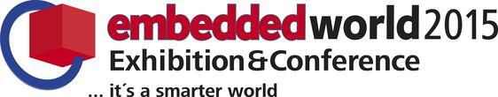 Logo Embedded World 2015