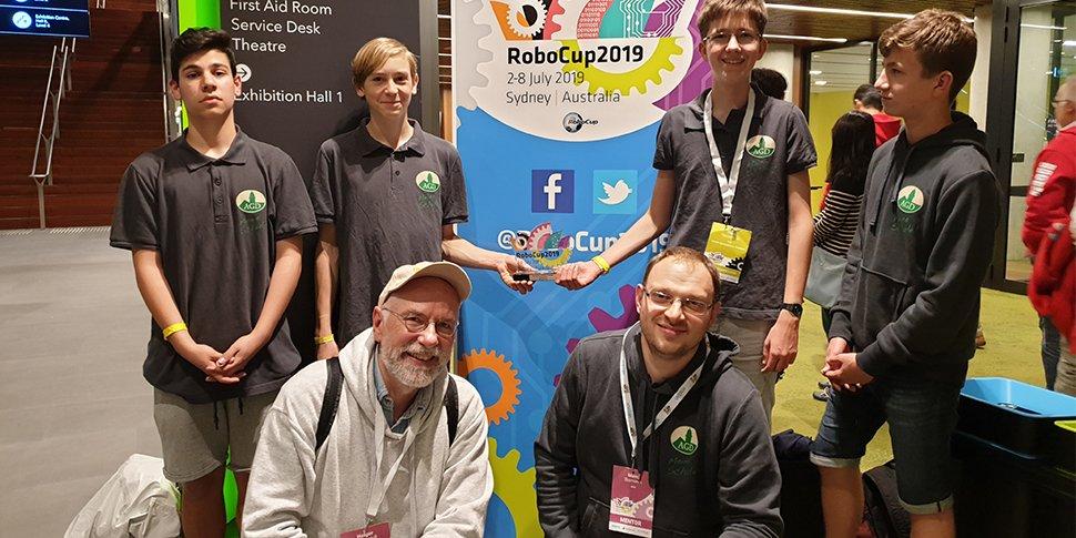 SQC, Robocup 2019, Webnews