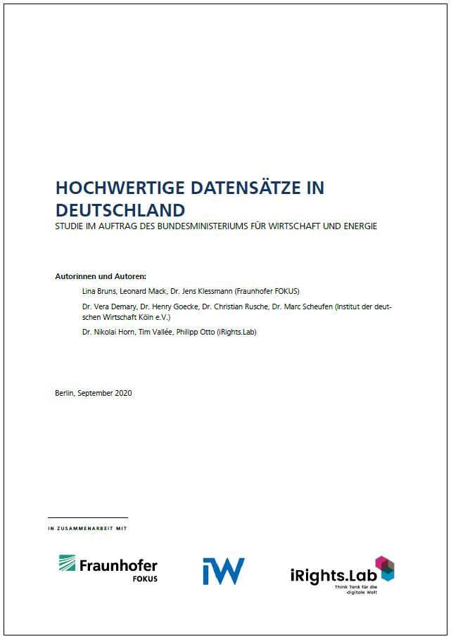 DPS, Studie, 2021