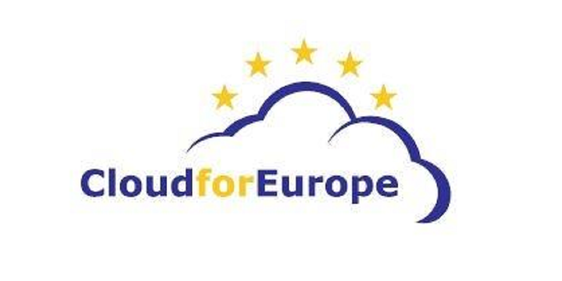 Cloud for Europe Projektlogo 970 x 485