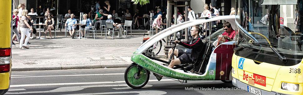 ASCT IAA New Mobility World Fahrradrikscha Bus Multimodalität 970*305 smart mobility