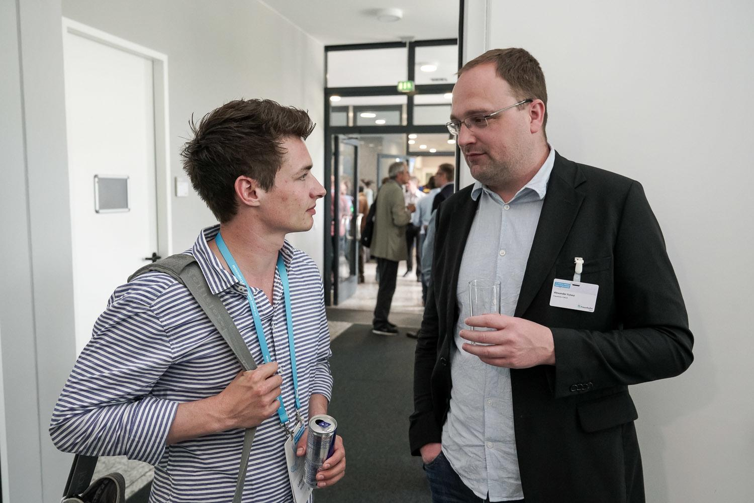 Fraunhofer FOKUS FAME MWS Media Web Symposium 2018 misc