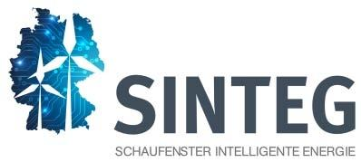 Logo SINTEG Schaufenster Intelligente Energie