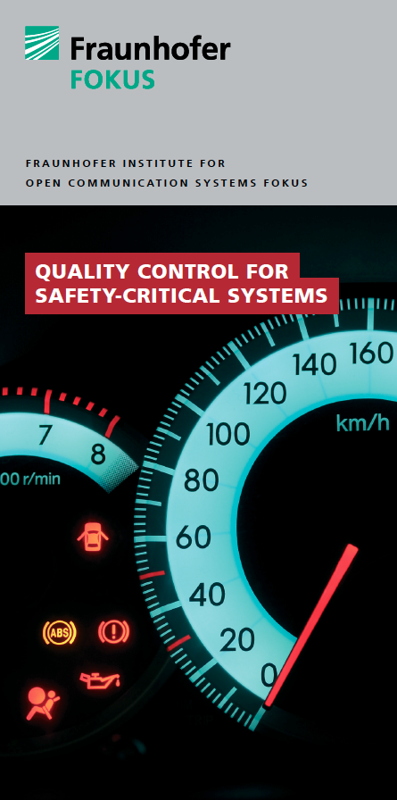 Screenshot Flyer Quality Control for Safety-Critical Systems
