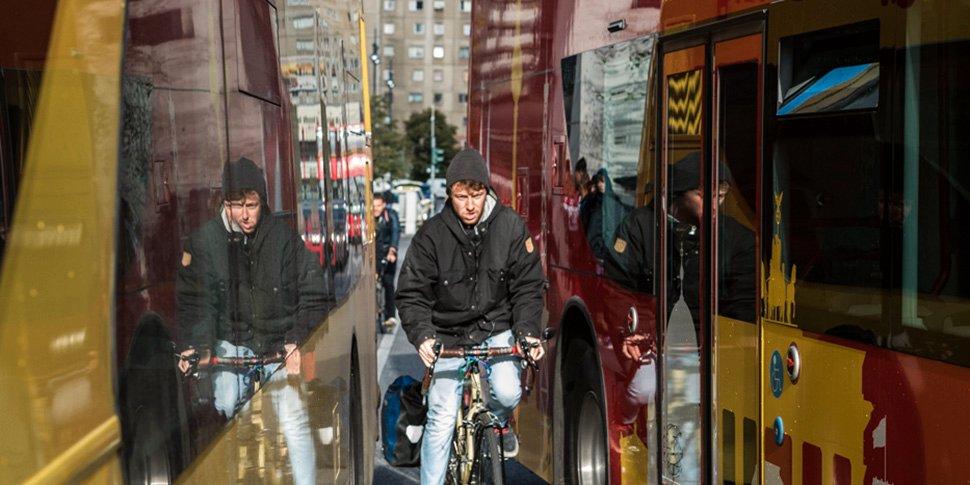 Mobilität mit Gefahrenwarnung