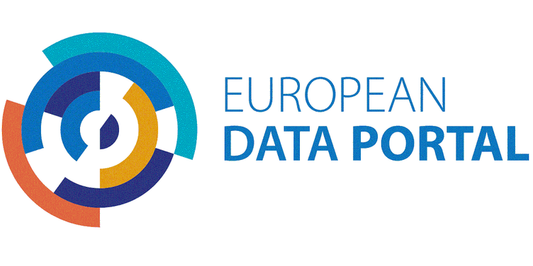 European Data Portal Projektlogo 970 x 485