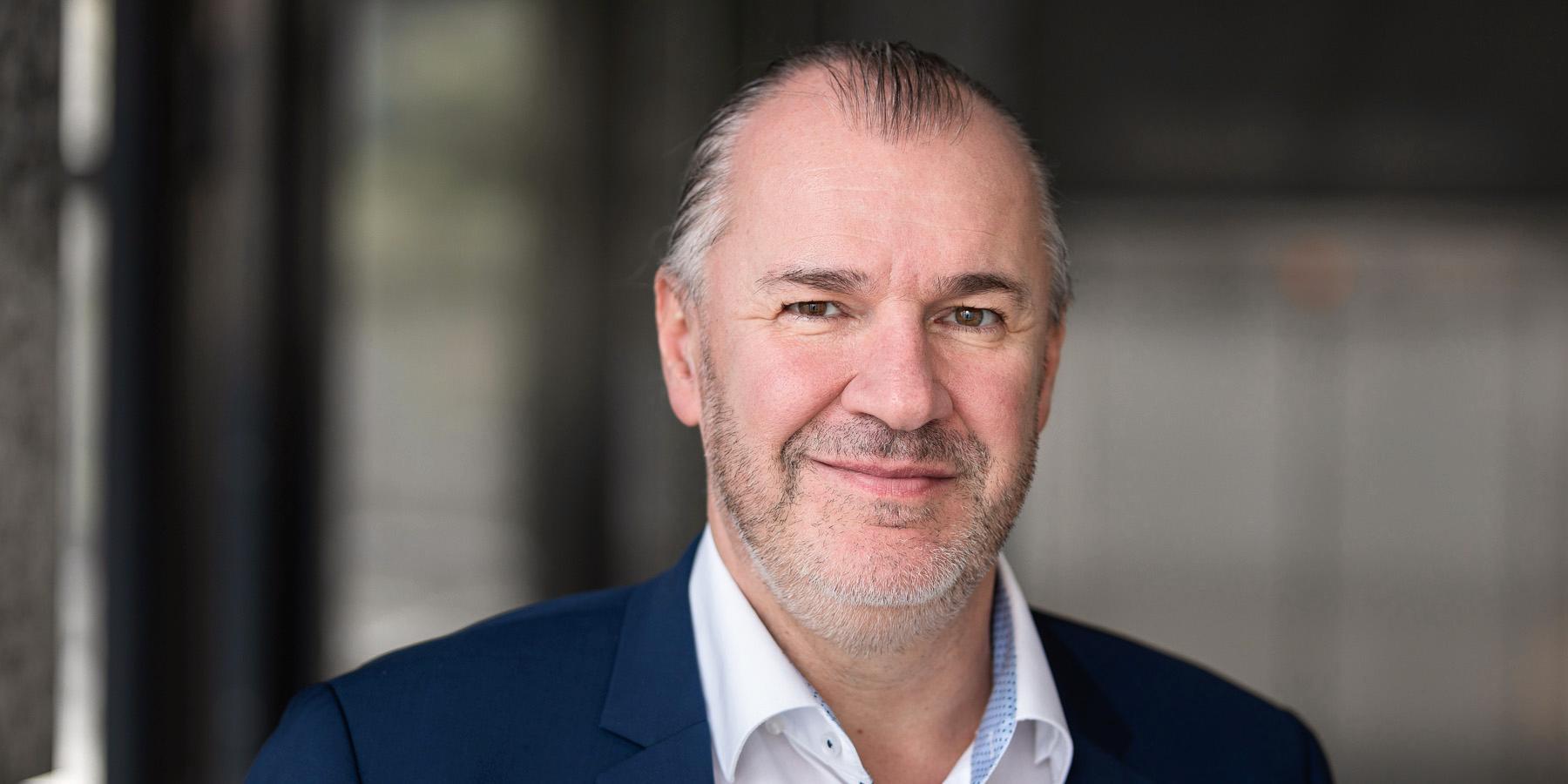 Prof. Dr. Manfred Hauswirth, Geschäftsführender Institutsleiter am Fraunhofer FOKUS