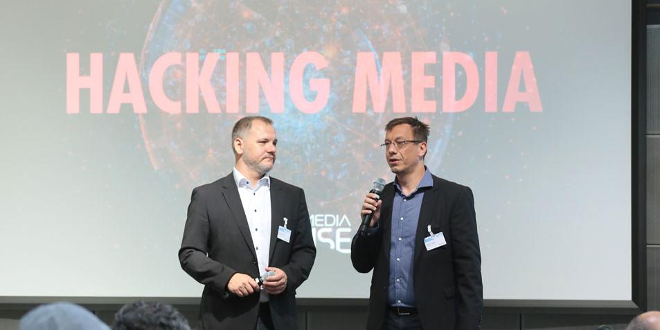 Fraunhofer FOKUS FAME MWS 2017 Conference Opening