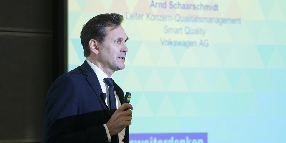 Arnd Schaarschmidt 30 Jahre FOKUS Konferenz