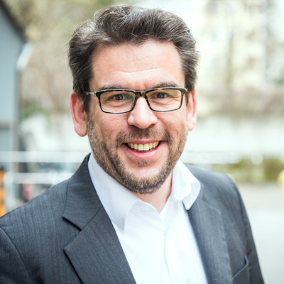 Fraunhofer FOKUS FAME Media Web Symposium Speaker Gernot Jäger