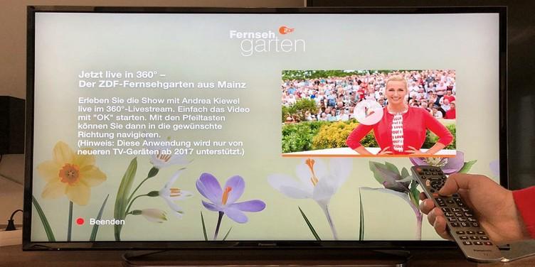 FAME Fernsehgarten News