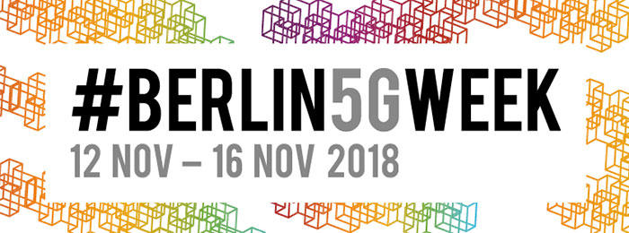 NGNI, #Berlin5GWeek, 2018