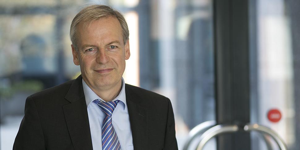 FOKUS-Kurator Bernd Kowalski