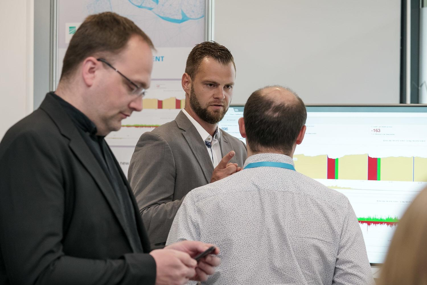 Fraunhofer FOKUS FAME MWS 2018 Broadcast measurement demo