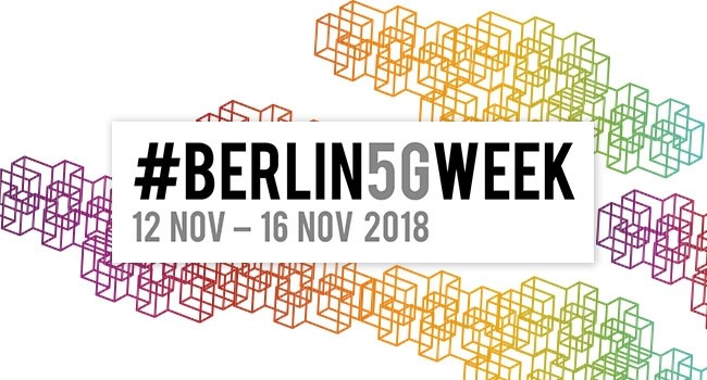 Berlin5GWeek-2018-Event