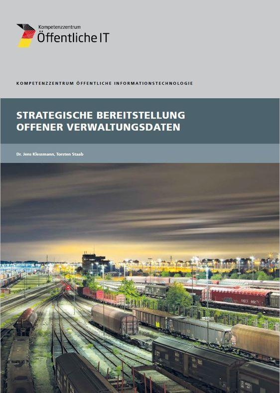 Cover Strategische Breitstellung offener Verwaltungsdaten