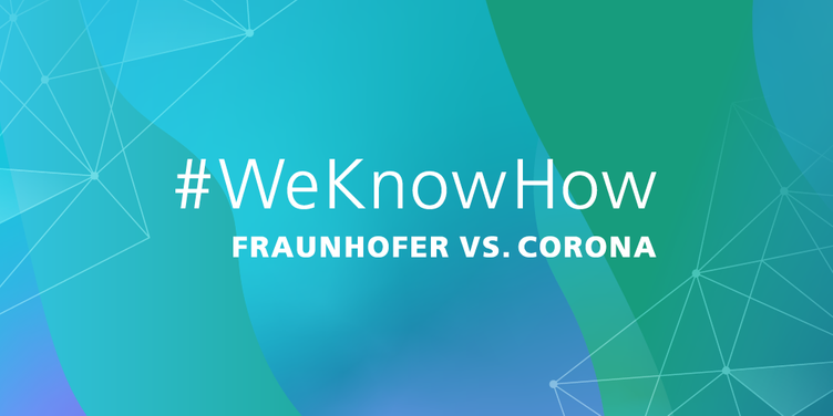 Fraunhofer vs. Corona