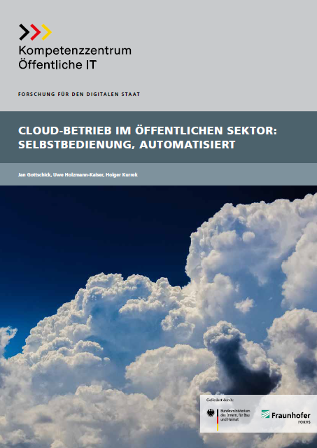 OEFIT, News, Whitepaper, Cloud-Betrieb