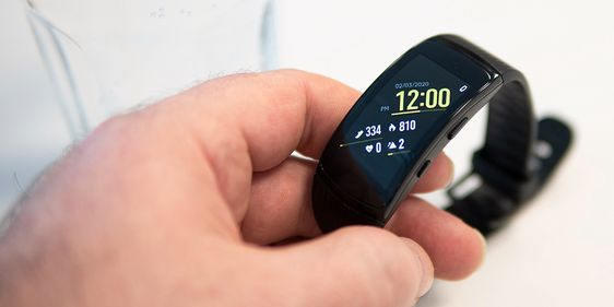 Projekt Avtivate Smartwatch 1
