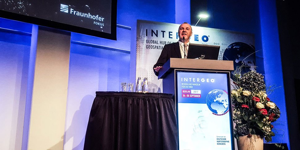 Prof. Manfred Hauswirth Keynote INTERGEO