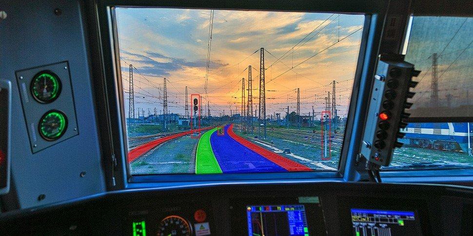 Automatisierter Zug