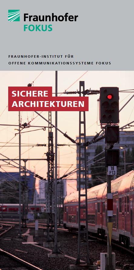 Screenshot Flyer Sichere Architekturen